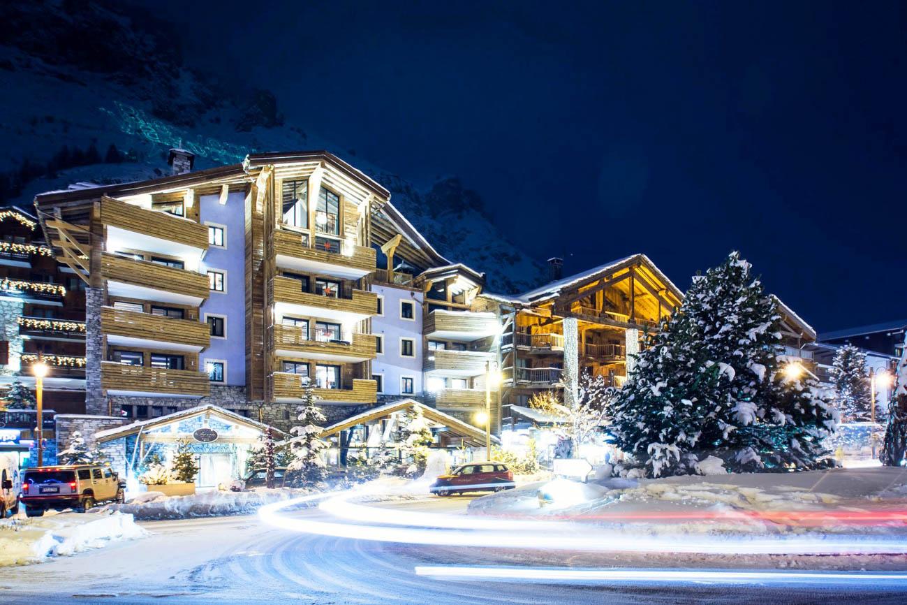 Luxury Catered Ski Chalet Blisard