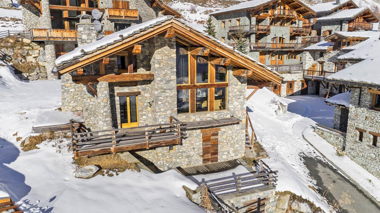 val d'isere chalets Val d'Isère