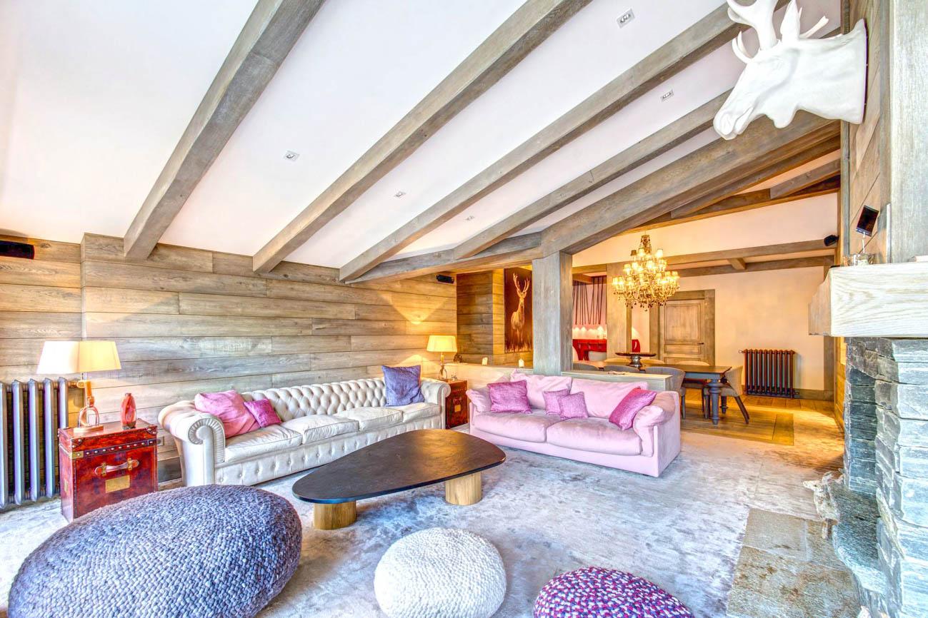 rental villas Val d'Isère