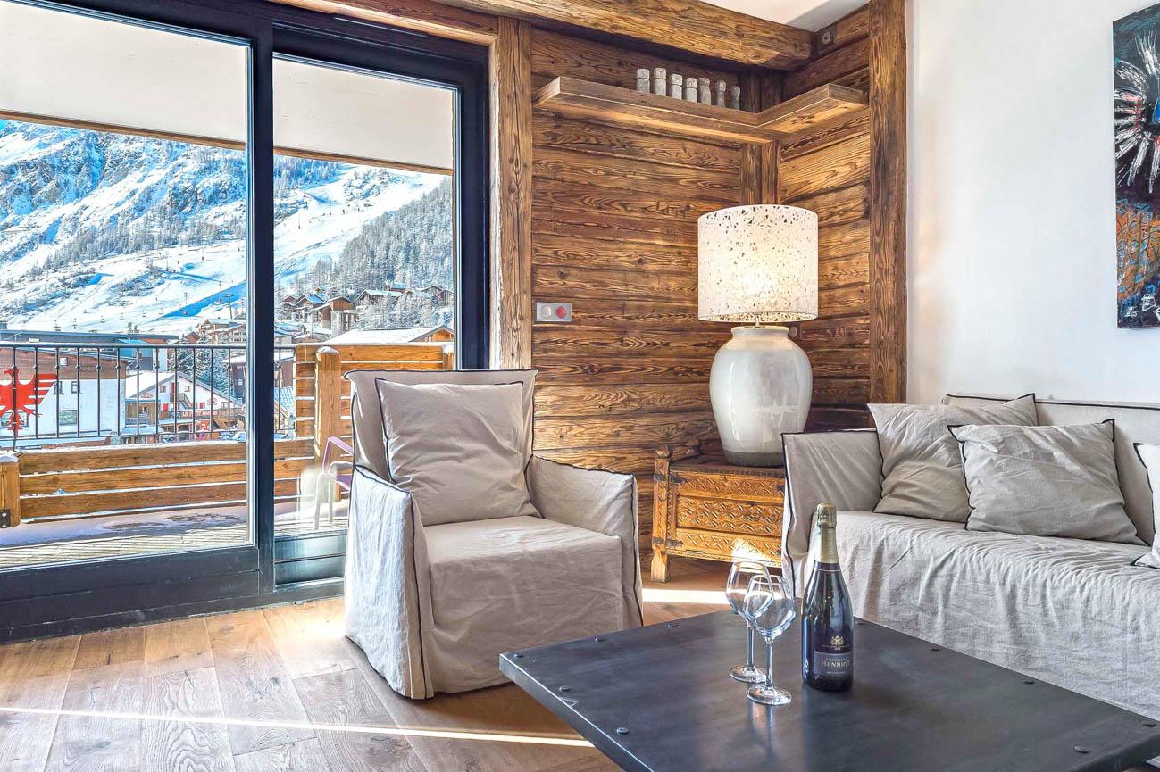 villa rentals Val d'Isère