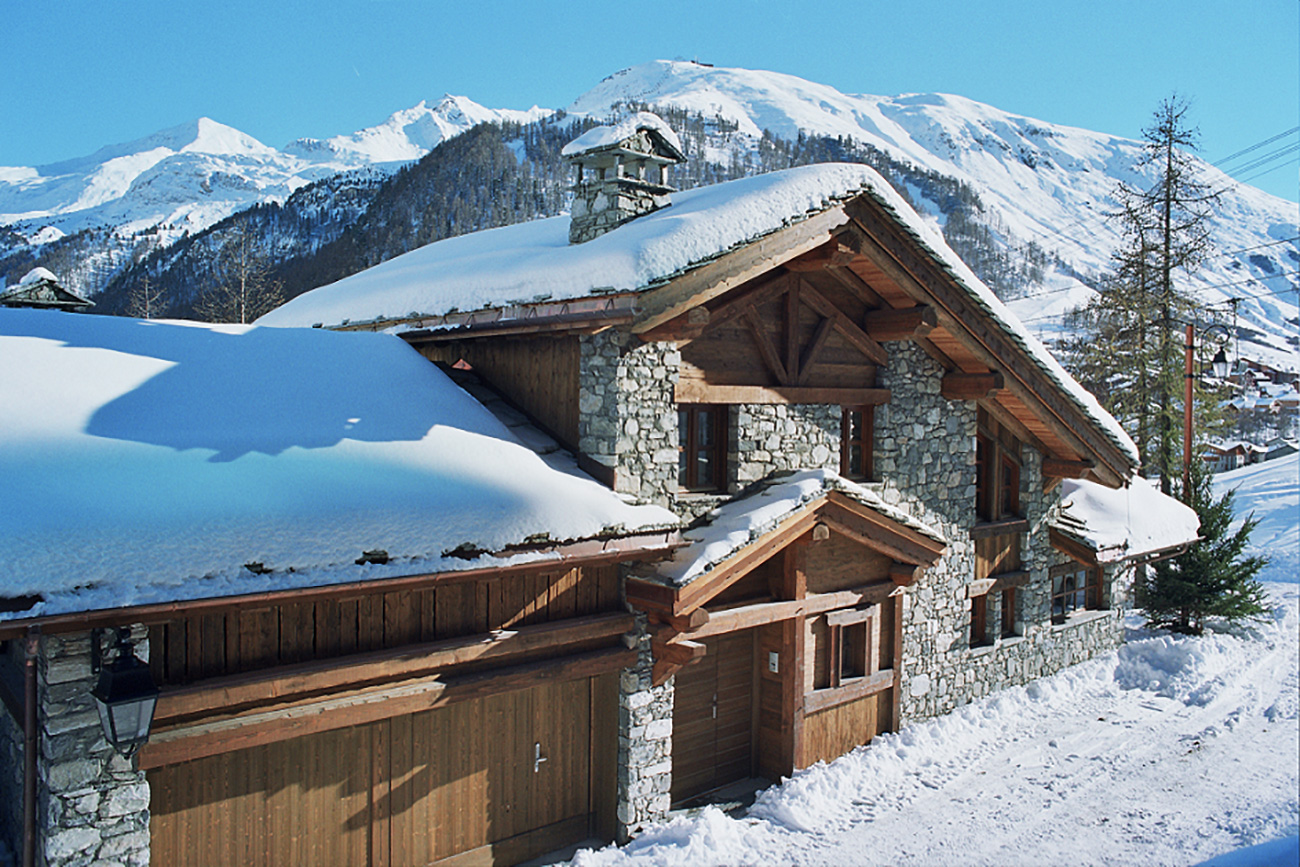Luxury Ski Chalets in Val d'Isere Val d'Isère