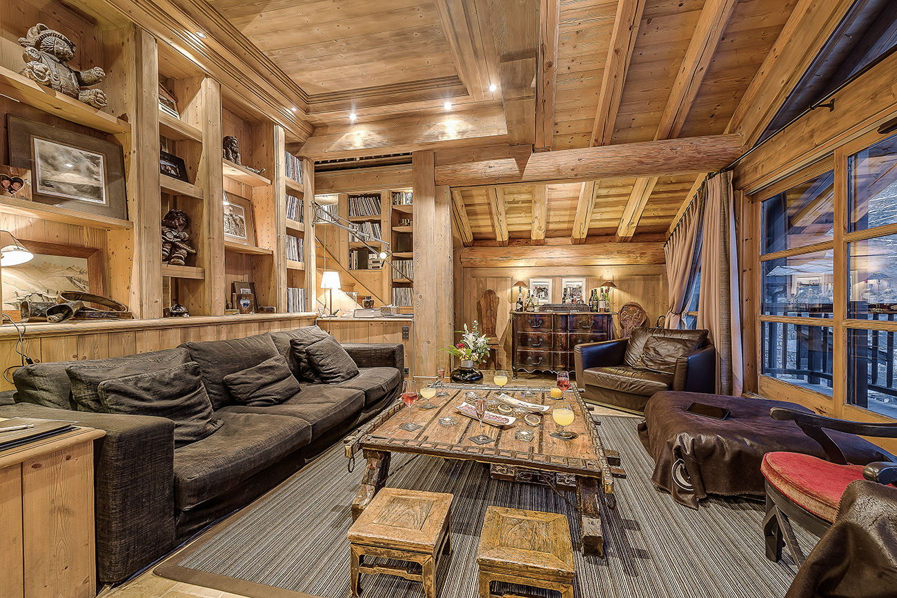 private villas Montain