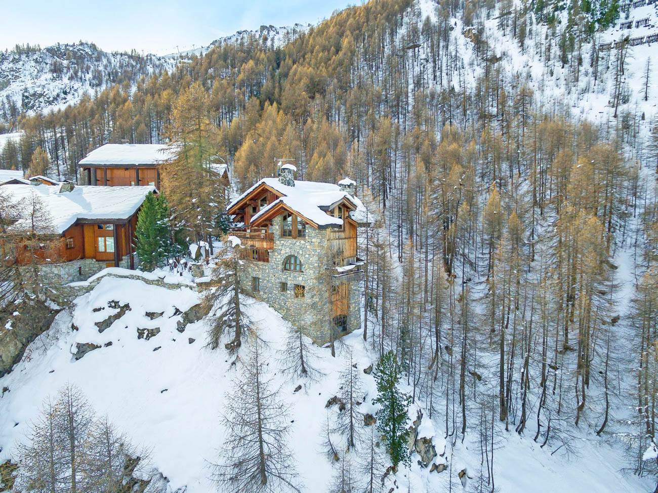 Luxury Ski Chalets in Val d'Isere Next