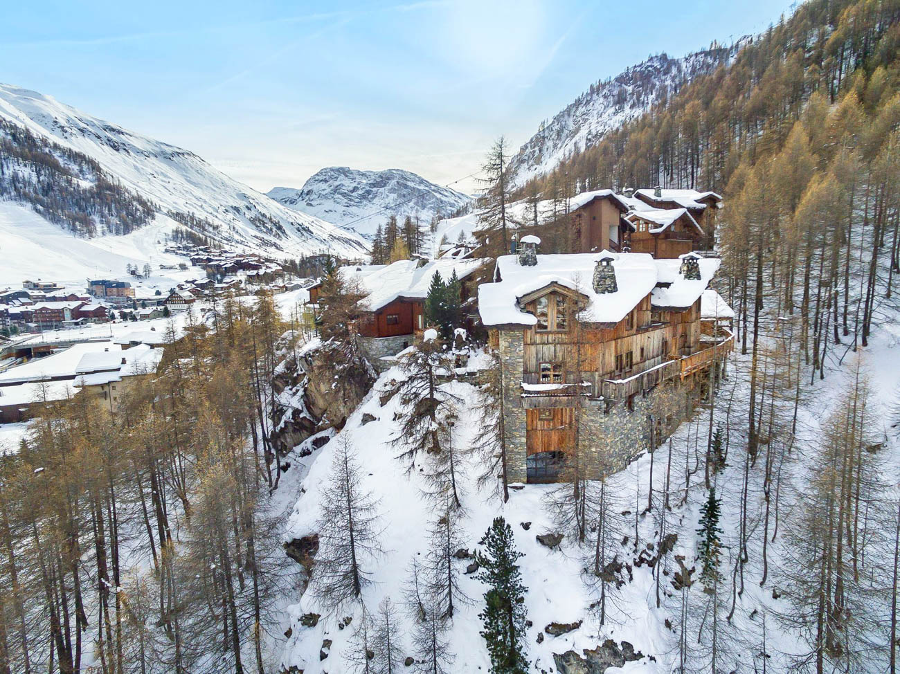 villa for rent Val d'Isère