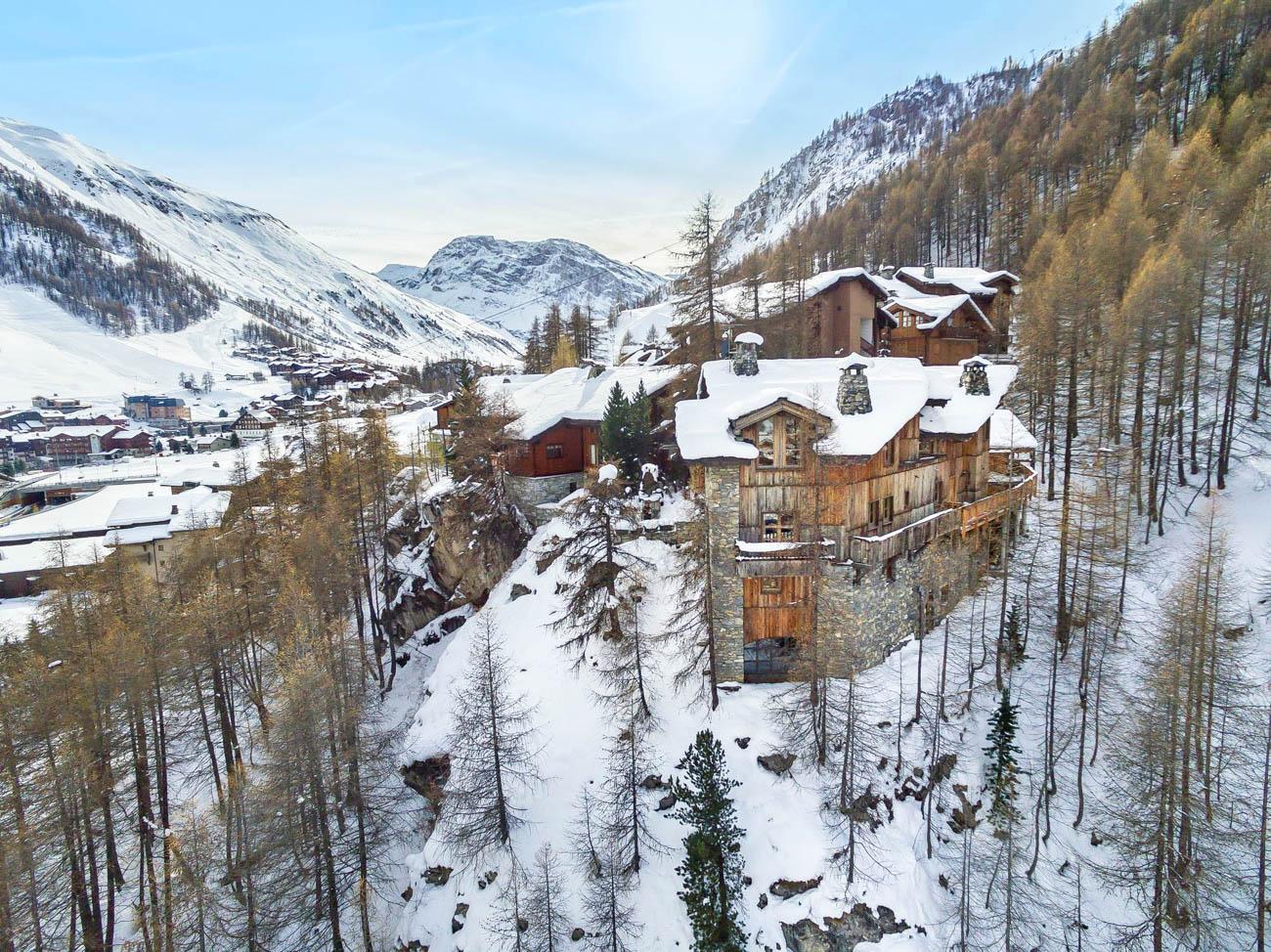 villa for rent Val d'Isère