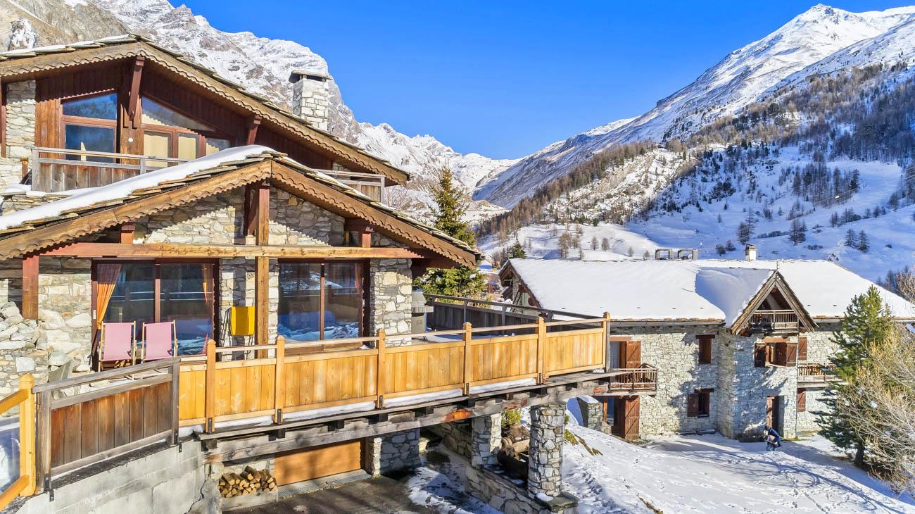 chalets Val d'Isère