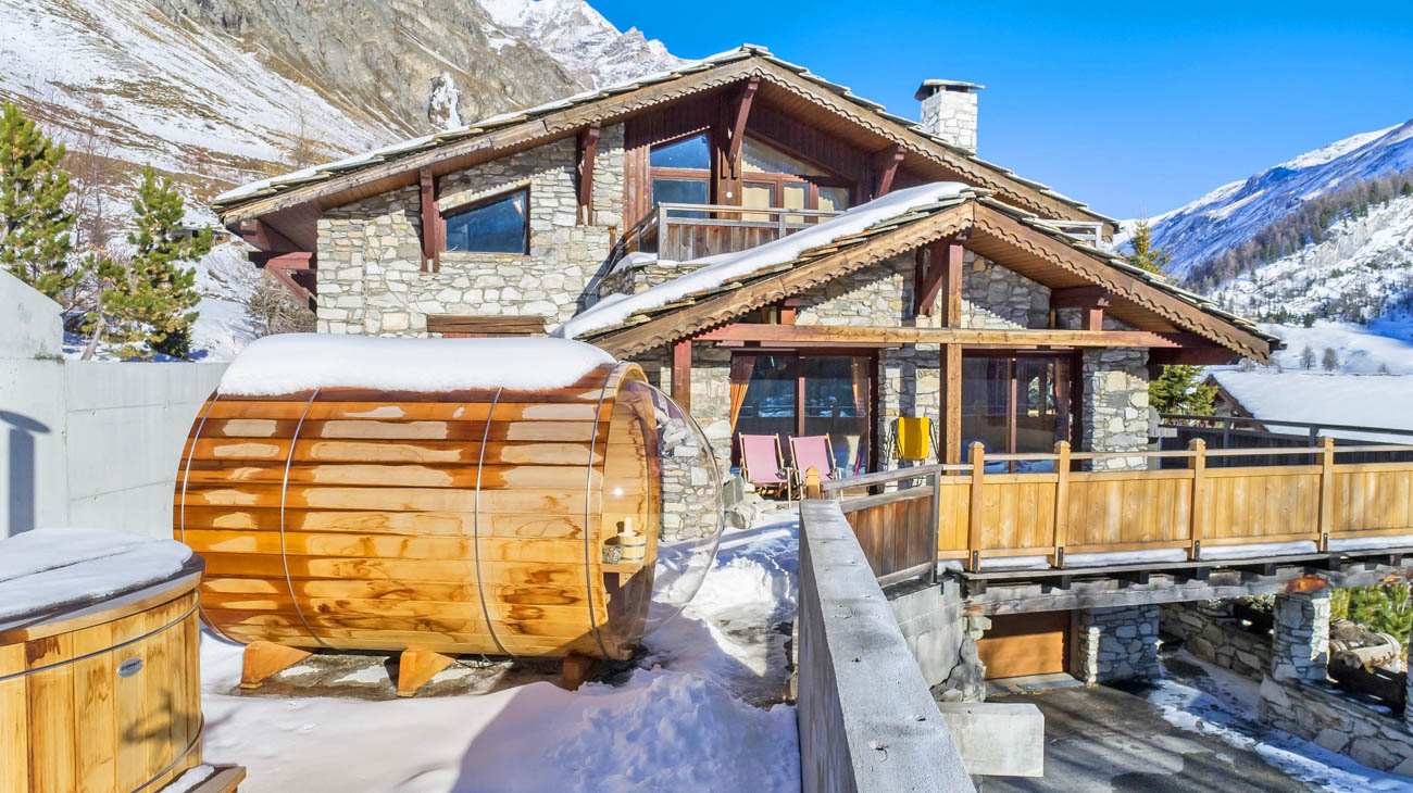Luxury Ski Chalets in Val d'Isere Oslo