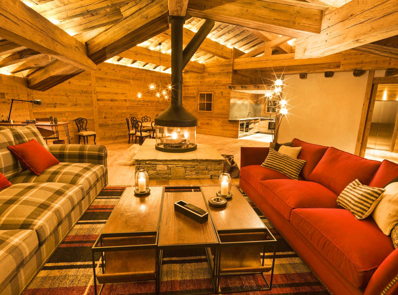 luxury villa rental Val d'Isère