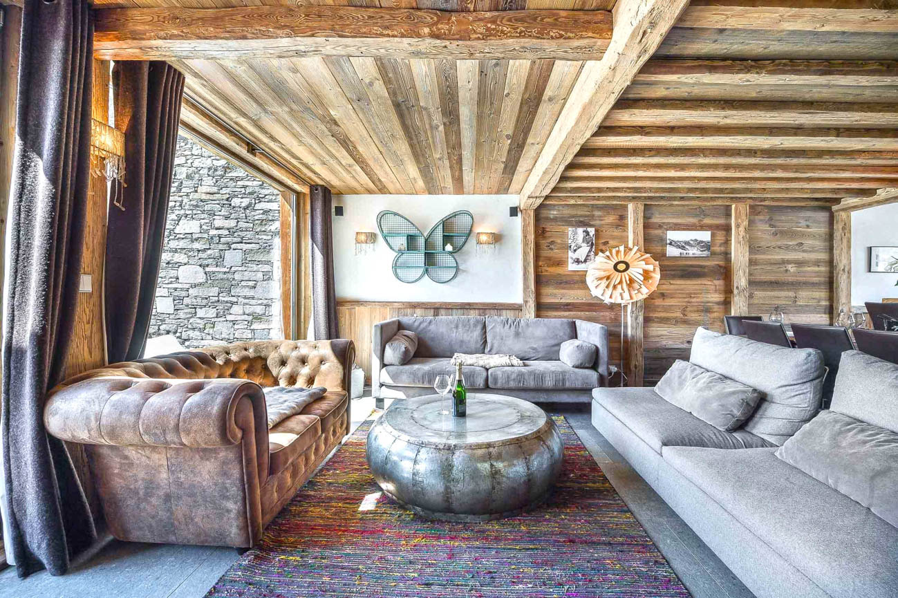 Luxury Catered Chalets Val d'Isère