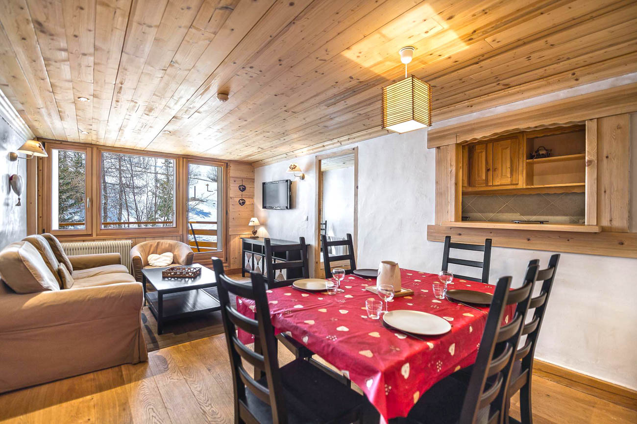 val d'isere chalets Sirene