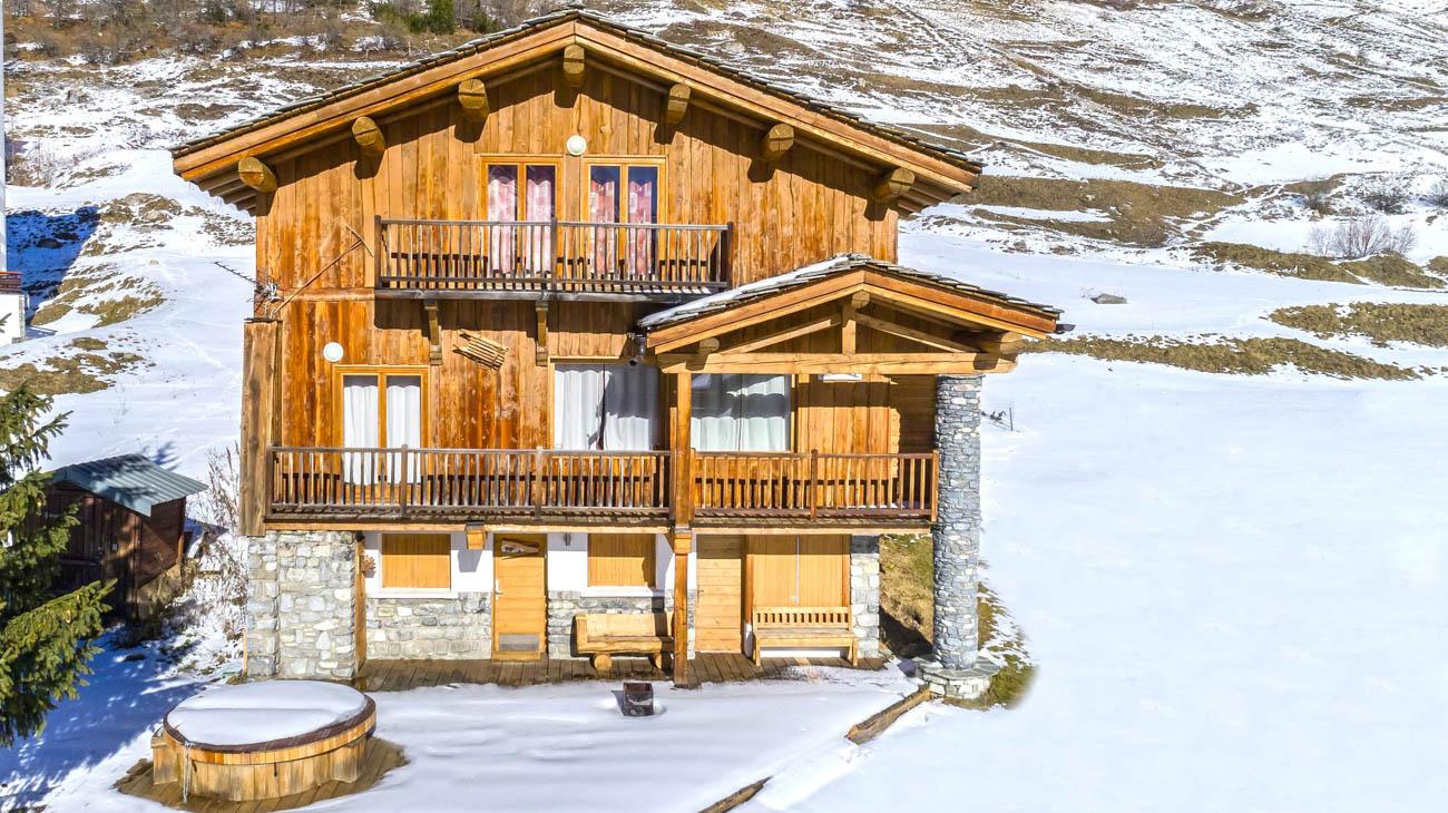 Luxury Ski Chalets Tovex