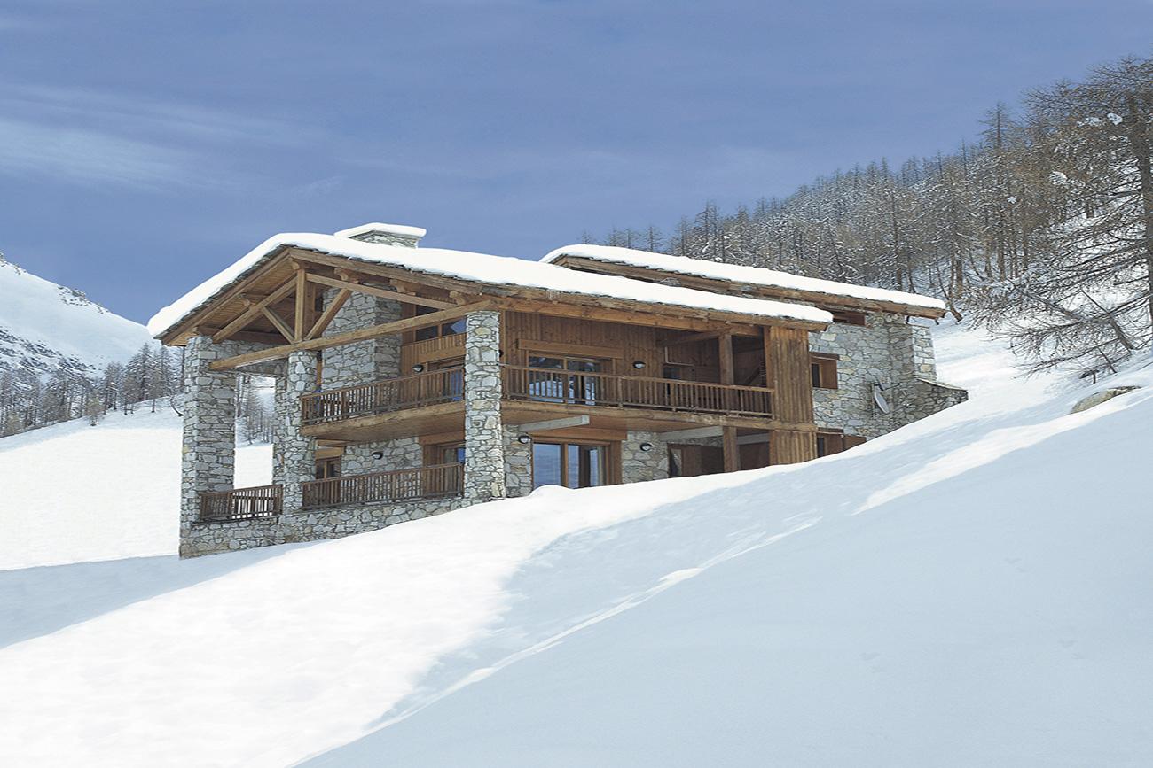 rent luxury chalet val d'isère Val d'Isère