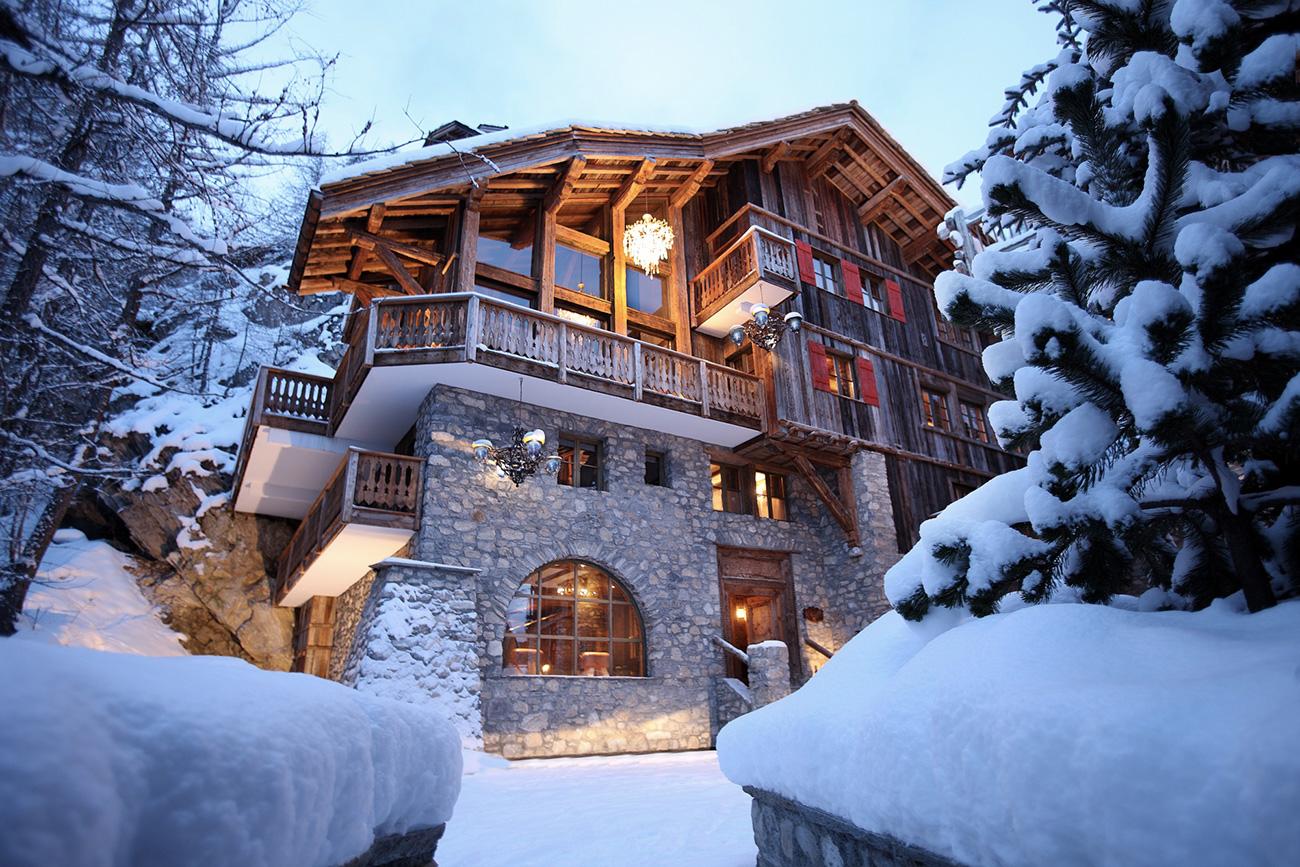 rental villa Wood