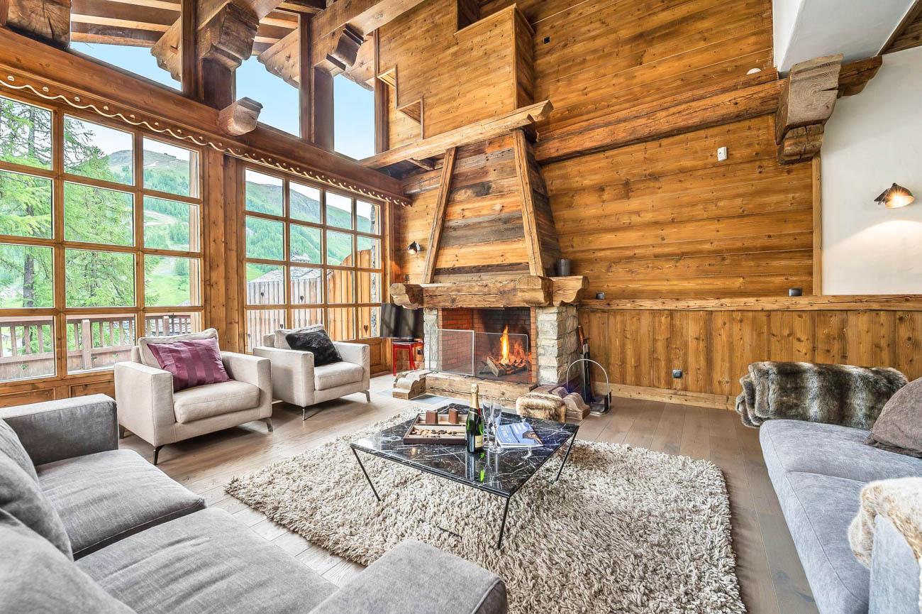 luxury vacation rental Yeti